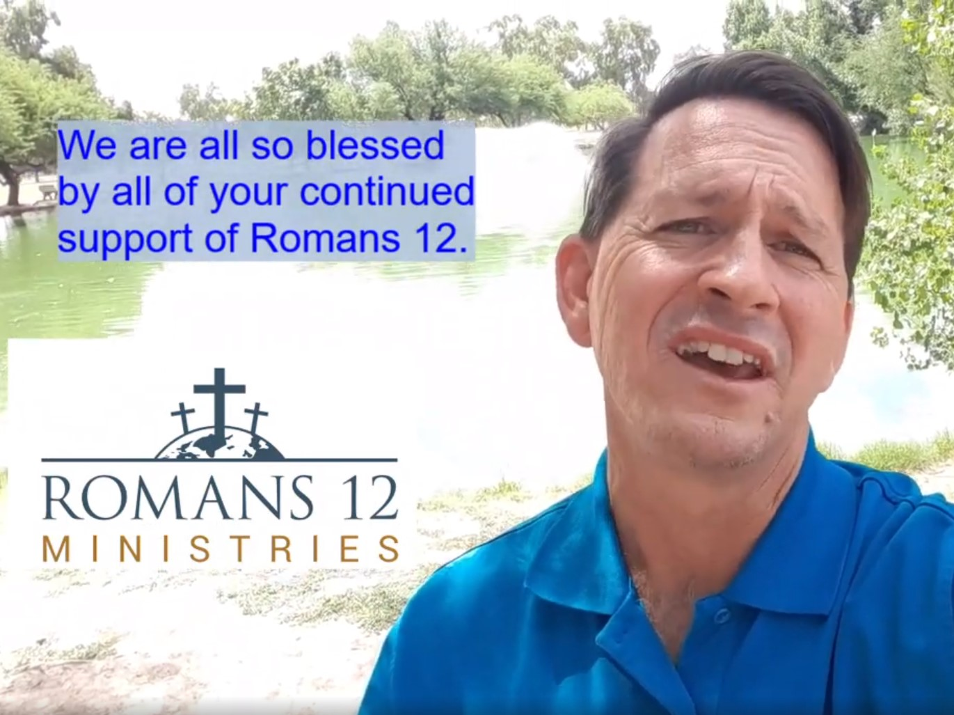 Romans 12 Monthly Donor Challenge Prize Winners